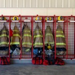 Firefighter Turnouts-Gear Rack2